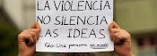 Indignación pacífica