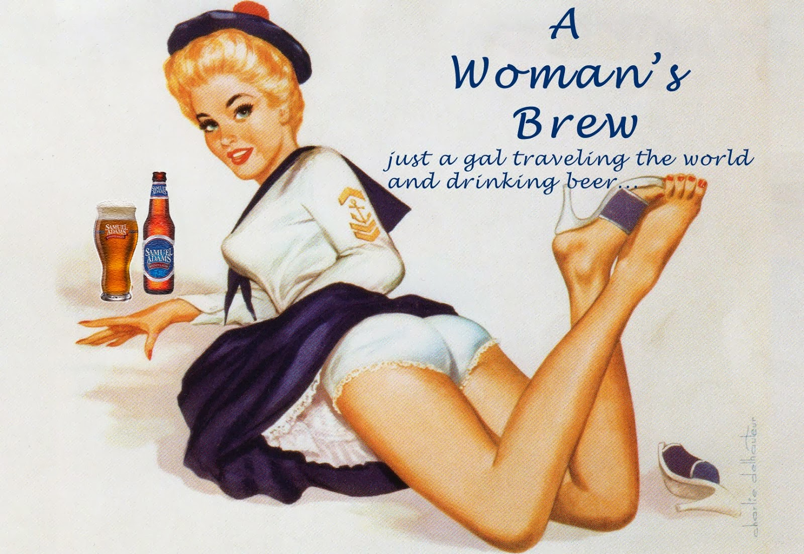 A Woman's Brew