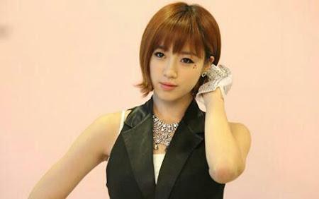 Foto Eunjung dari Aplikasi Android T-ara