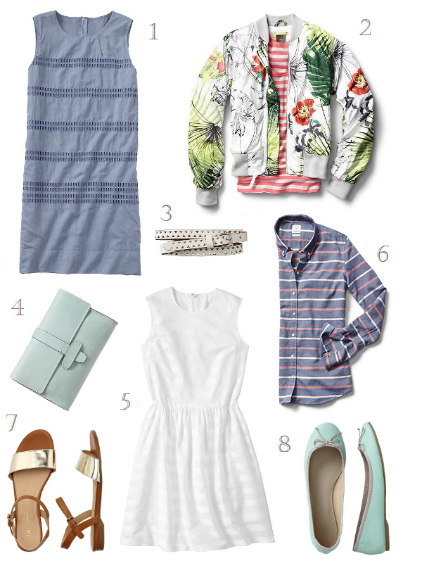 Gap Spring 2014 Picks