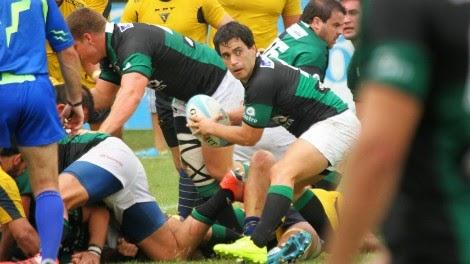 Luis Castillo, medio scrum de Tucumán Rugby