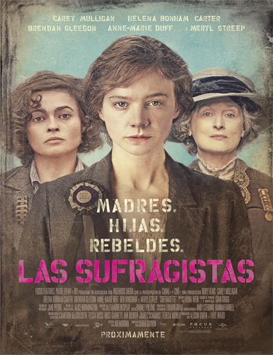 Ver Las Sufragistas (Suffragette) (2015) Online