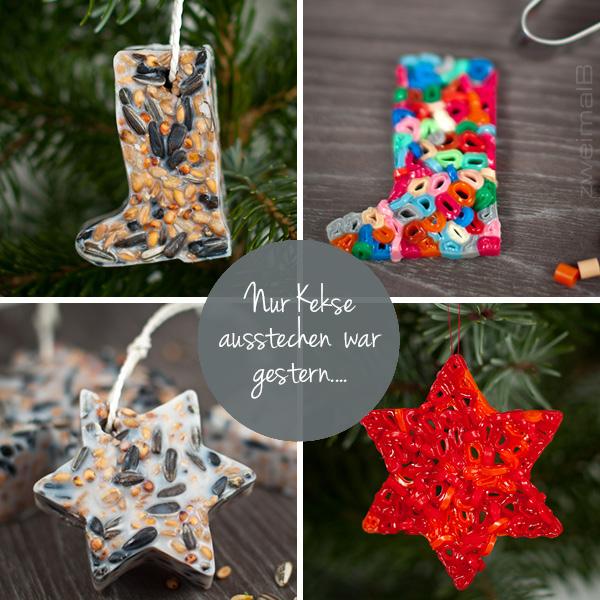 :: zweimalB :: DIY für birdy cookie und Perlenanhänger - vielfältige Möglichkeiten für Keks-Ausstecher