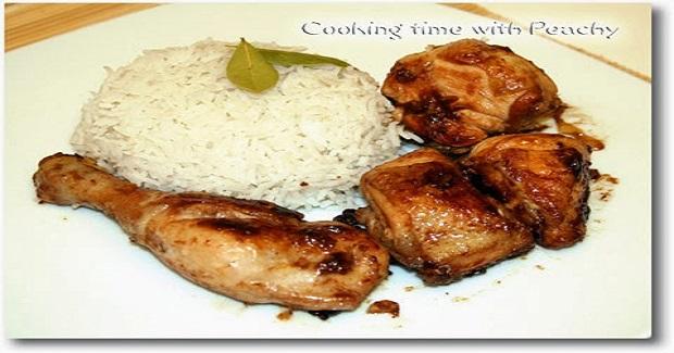 Chicken Adobo Bisaya Style