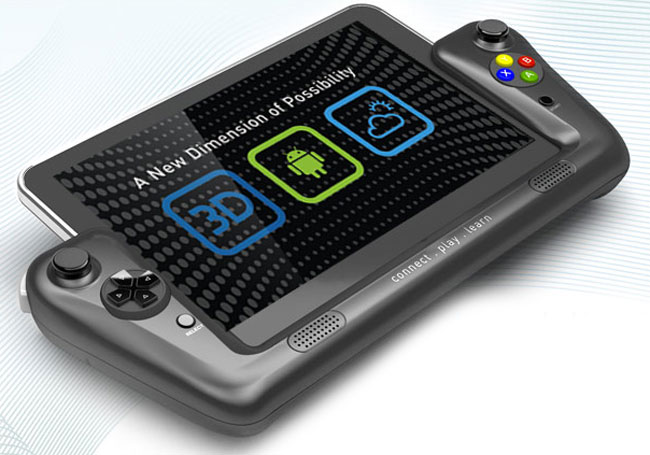 Will present, Wikipad Gaming Tablet with Tegra 3 and the Jelly Bean