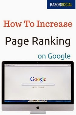 How to Increase Google Pagerank