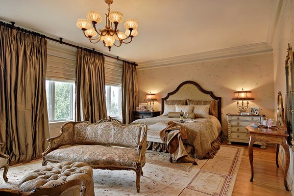 Romantic Bedroom Design Ideas on Romantic Bedroom Furnishings Ideas Romantic Bedroom Decorating Ideas