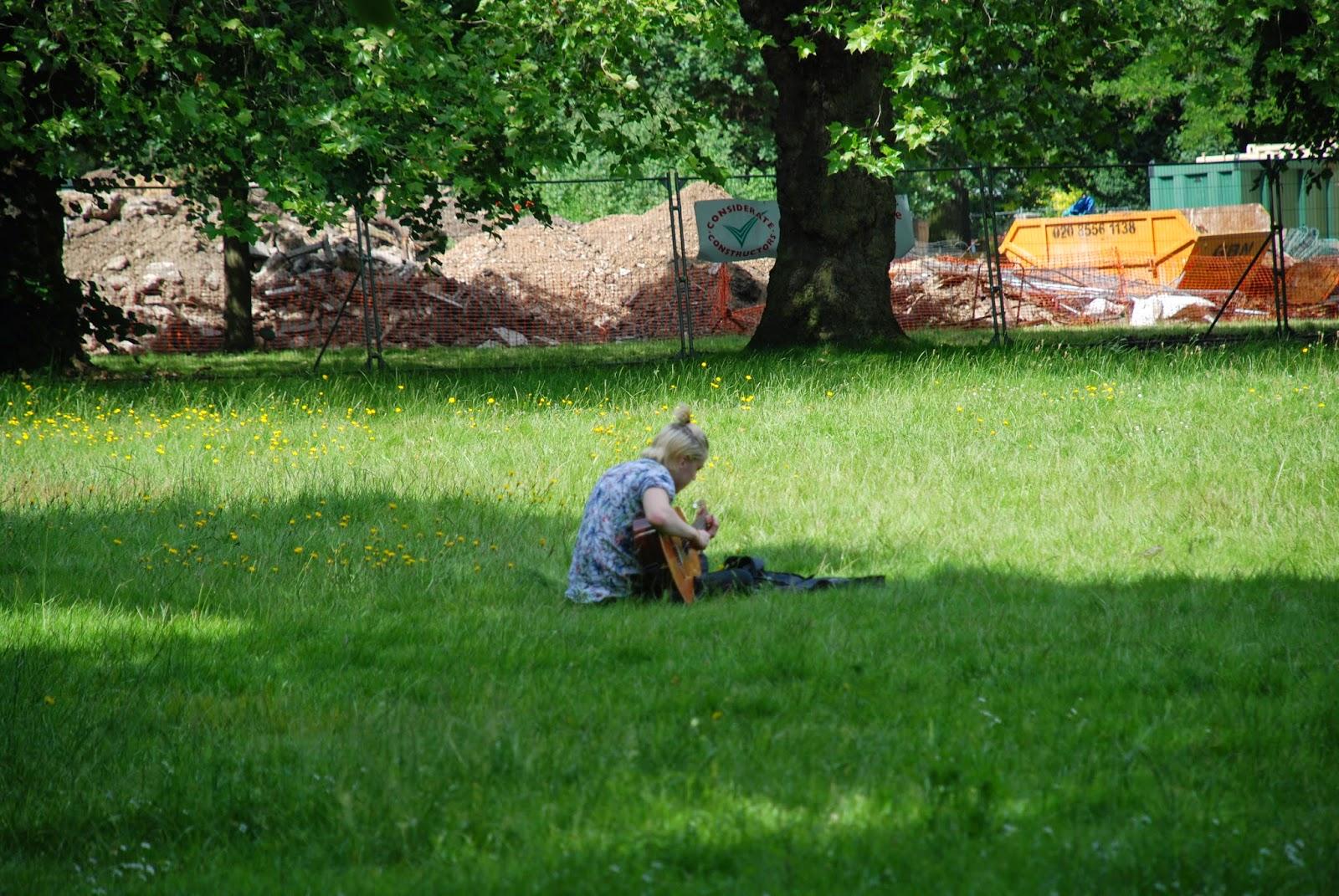 Walpole Park, Ealing, London