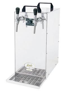 Beer dispenser machine