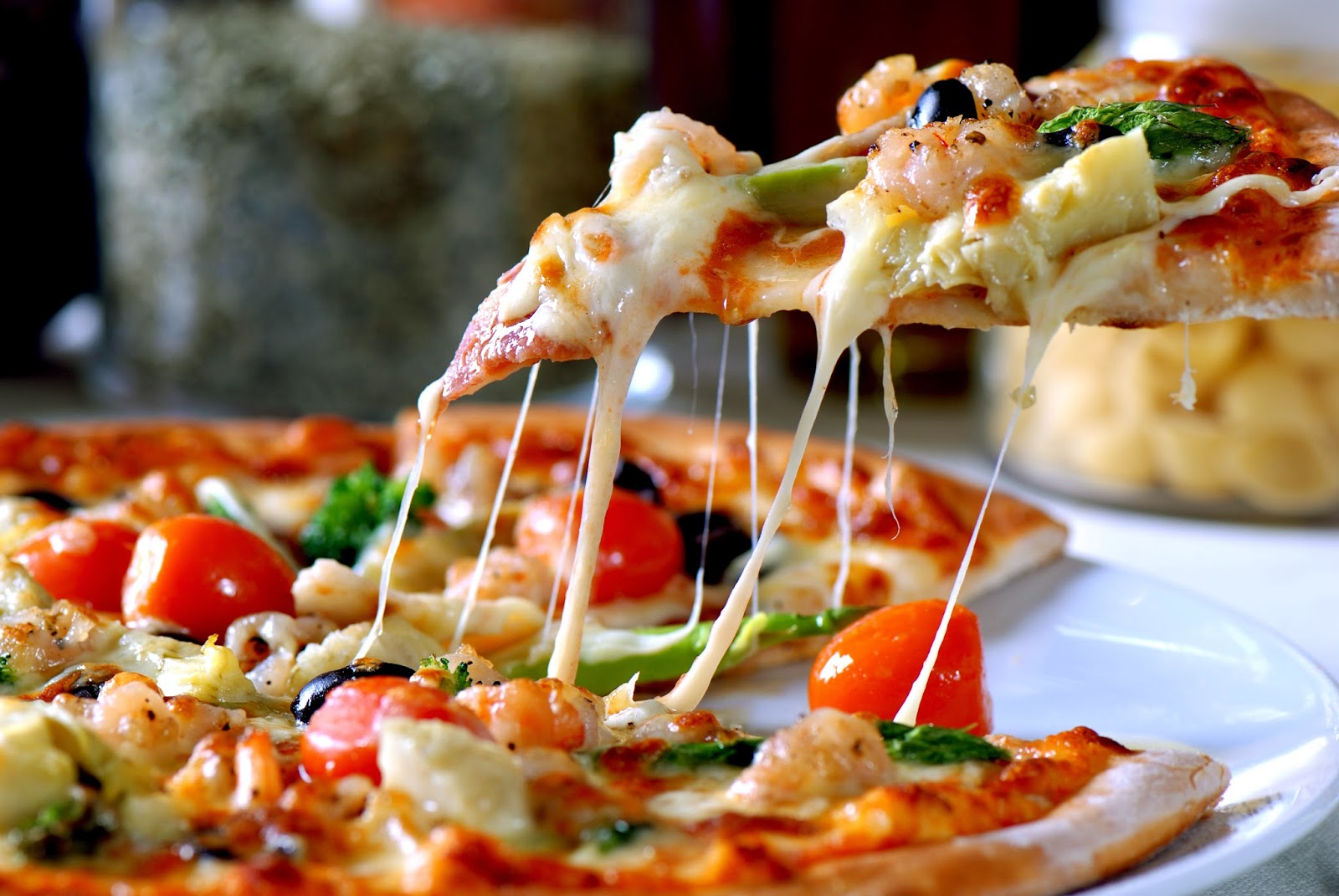 Pizza-Capicciosa