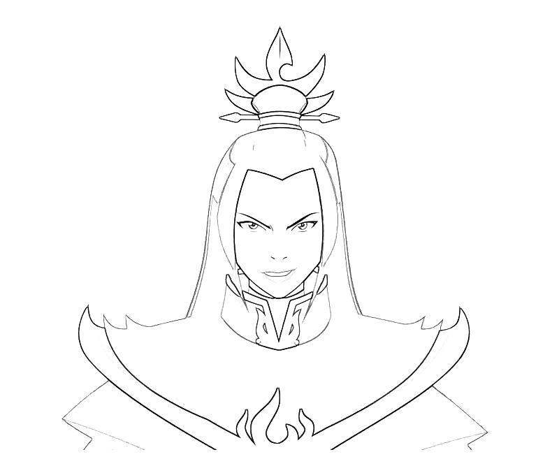printable-avatar-prince-azula_coloring-pages