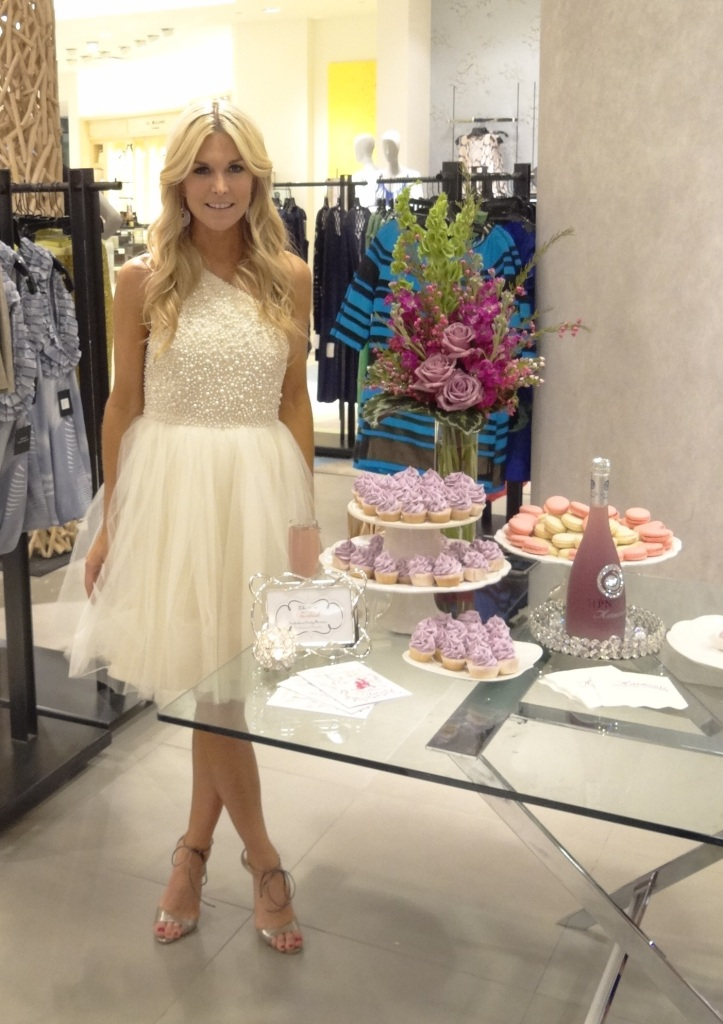 Baby Shopaholic: Tinsley Mortimer's Southern Charm Event