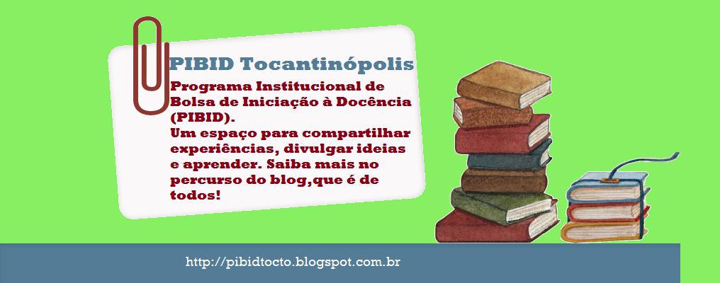 PIBID Tocantinópolis