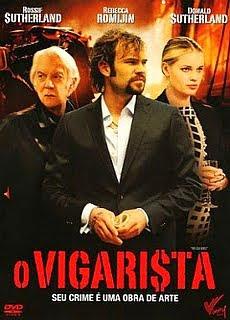 Filme Poster O Vigarista DVDRip XviD Dual Audio & RMVB Dublado