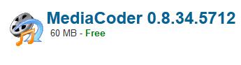 Free MediaCoder 0.8.34.5712 Offline Installer