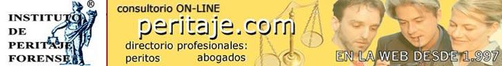 INSTITUTO DE PERITAJE FORENSE ®