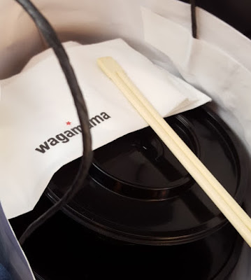 Wagamama Take Away Review
