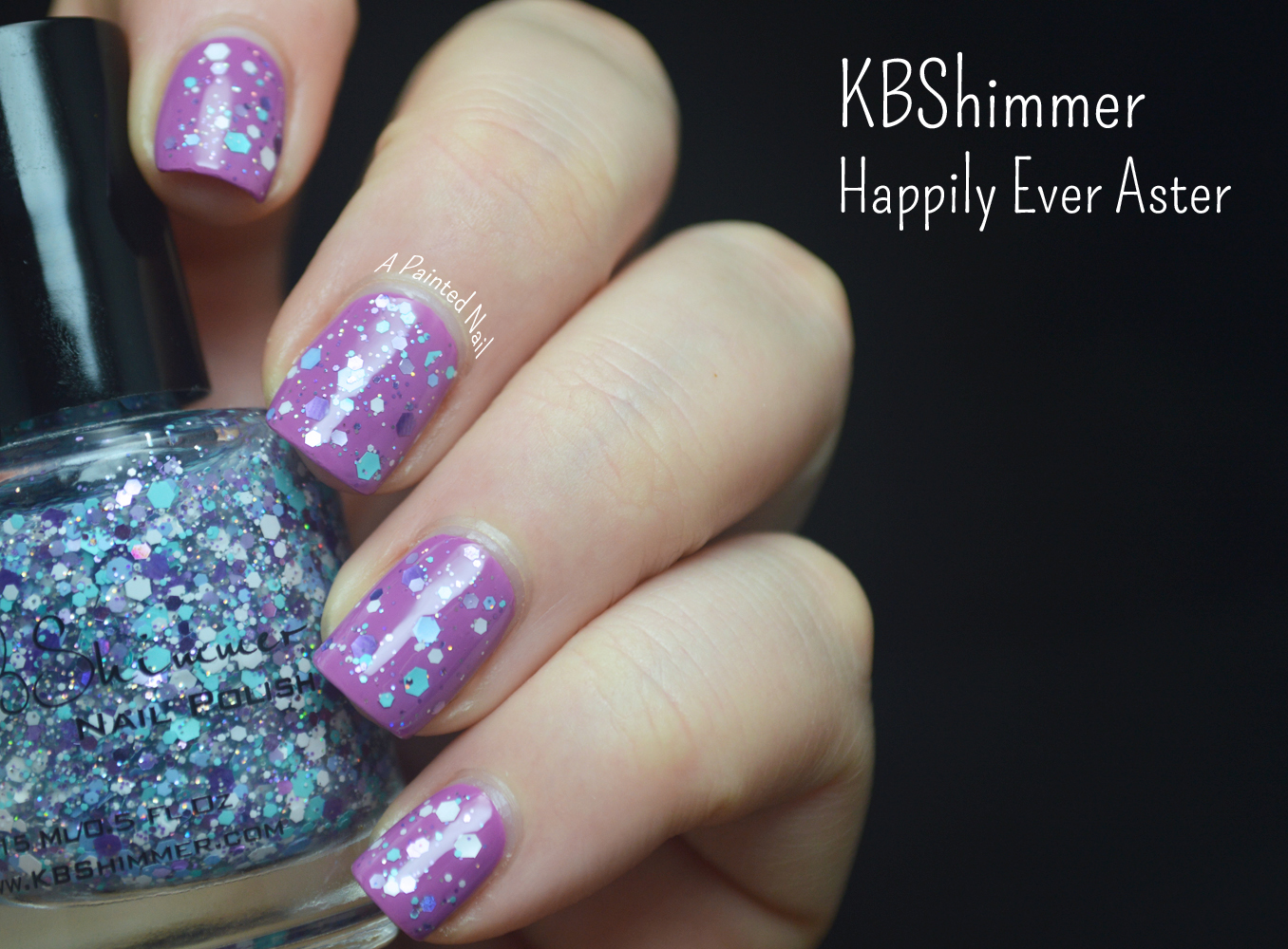 KBShimmer Happily Ever Aster