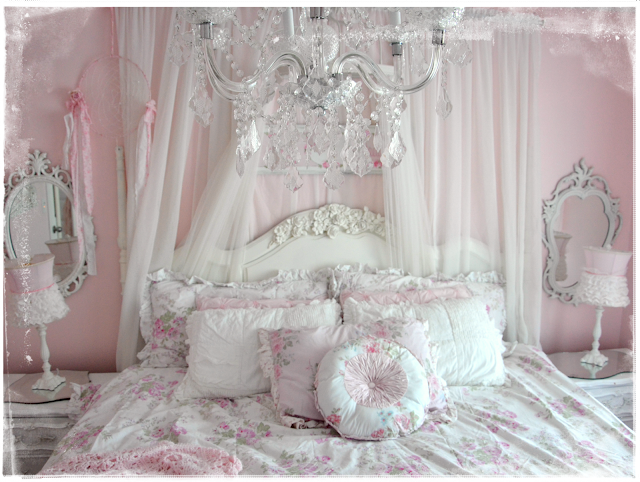 Shabby Chic: New Simply Shabby Chic Bedding