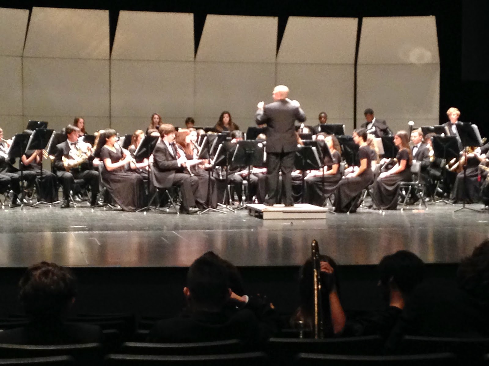 Montgomery Catholic's Concert Band Receives High Ratings at MPA 2