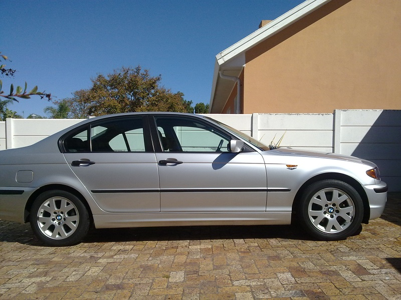 used car guide sa 2002 bmw e46 318i tiptronic. Black Bedroom Furniture Sets. Home Design Ideas