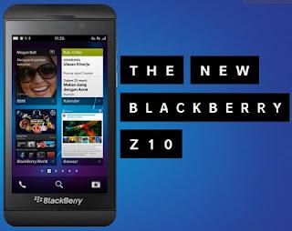 blackberry z10 terbaru