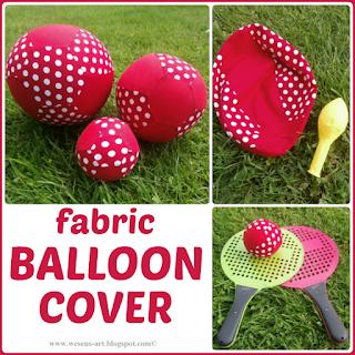 fabricBalloonCover wesens-art.blogspot.com