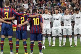 Barcelona Real Madrid Mejores sitios ver fútbol gratis online 2014-2015. Links fútbol en directo