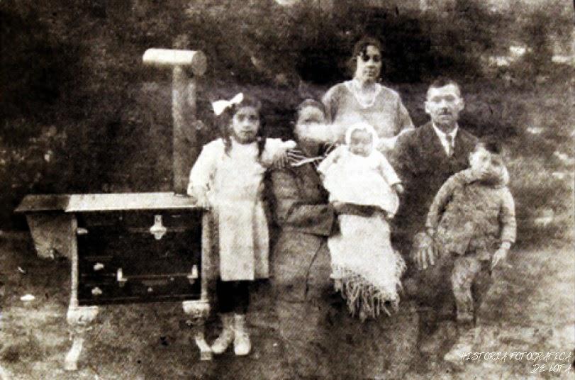 Las familias industriales del siglo xx for Cocinas industriales siglo
