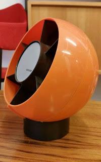 Ventilateur CALOR années 1970 70s vintage design Fan