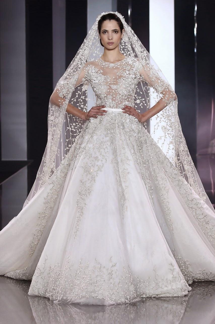 Свадебное платье Ralph & Russo