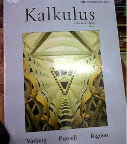 Buku Kalkulus Edisi 9 Jilid 2 Purcell