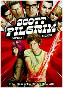 Scott Pilgrim Contra o Mundo Torrent Dublado