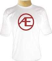 Camiseta Somos Tão Jovens Aborto Elétrico