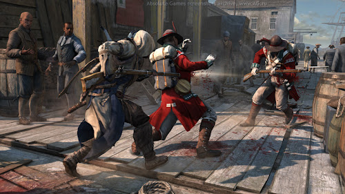 Assassin's Creed 3 (2012) Full PC Game Mediafire Resumable Download Links