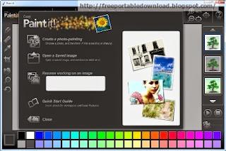 Corel Paint it! transform photo into a painting