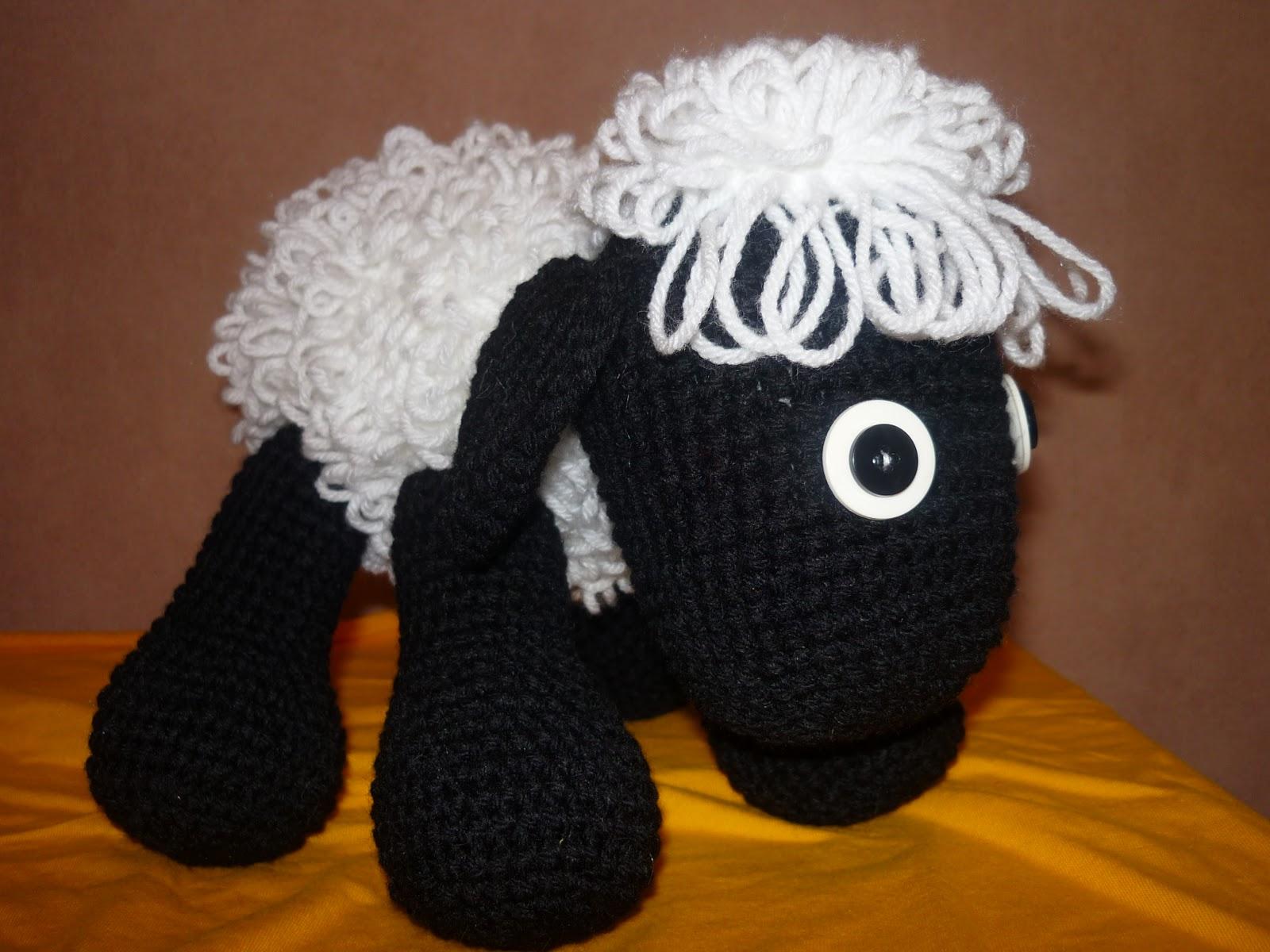 Amigurumi Patrones Gratis : Tejiendo Suenos: Oveja Amigurumi crochet + Patron
