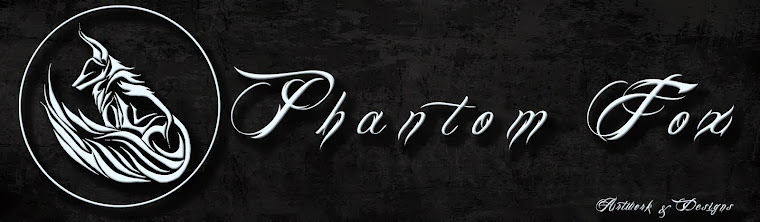 Phantom Fox Art Blog