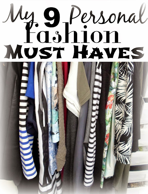"""Great post about wardrobe """"must haves"""" from the perspective of a mother that often works from home: Funky Jungle Approved - My 9 Fashion & Wardrobe """"Must Haves"""" 