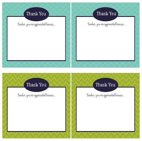 Crafty Teacher Lady: 10 Inexpensive Teacher Appreciation Gift Ideas