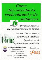 CURSO DE DINAMIZADOR/A