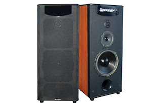 Review Speaker Aktif SHARP CBOX-ASP1001BO,Daya 2x30 Watt Fitur Maksi