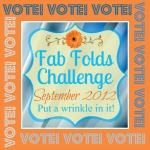 Vote: Fab Folds Challenge