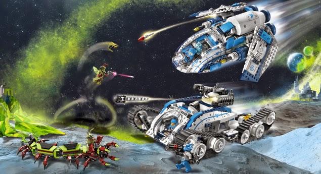Galaxy Squad Galactic Titan 70709