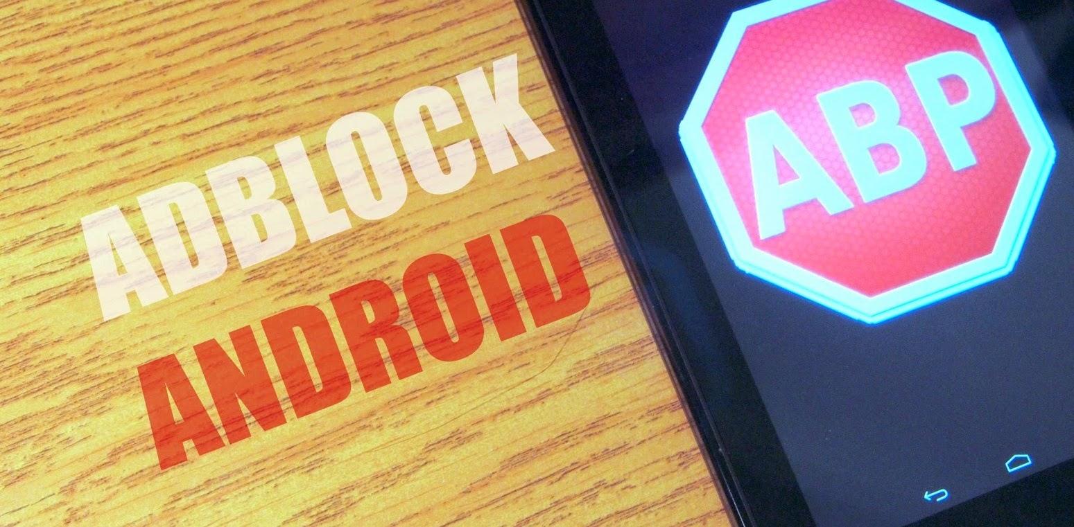 ad block android app, menghilangkan iklan android, stop iklan di android