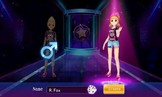 Screenshots of the Super dancer: Date your dream for Android tablet, phone.