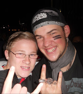 Kenny and James Durbin - American Idol Finalist!