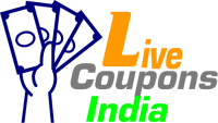 Live Coupons India - Destination for all Live Coupons, Offers, Deals, Discounts.