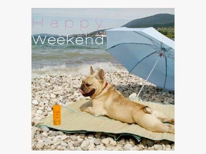 Happy Weekend, part 3