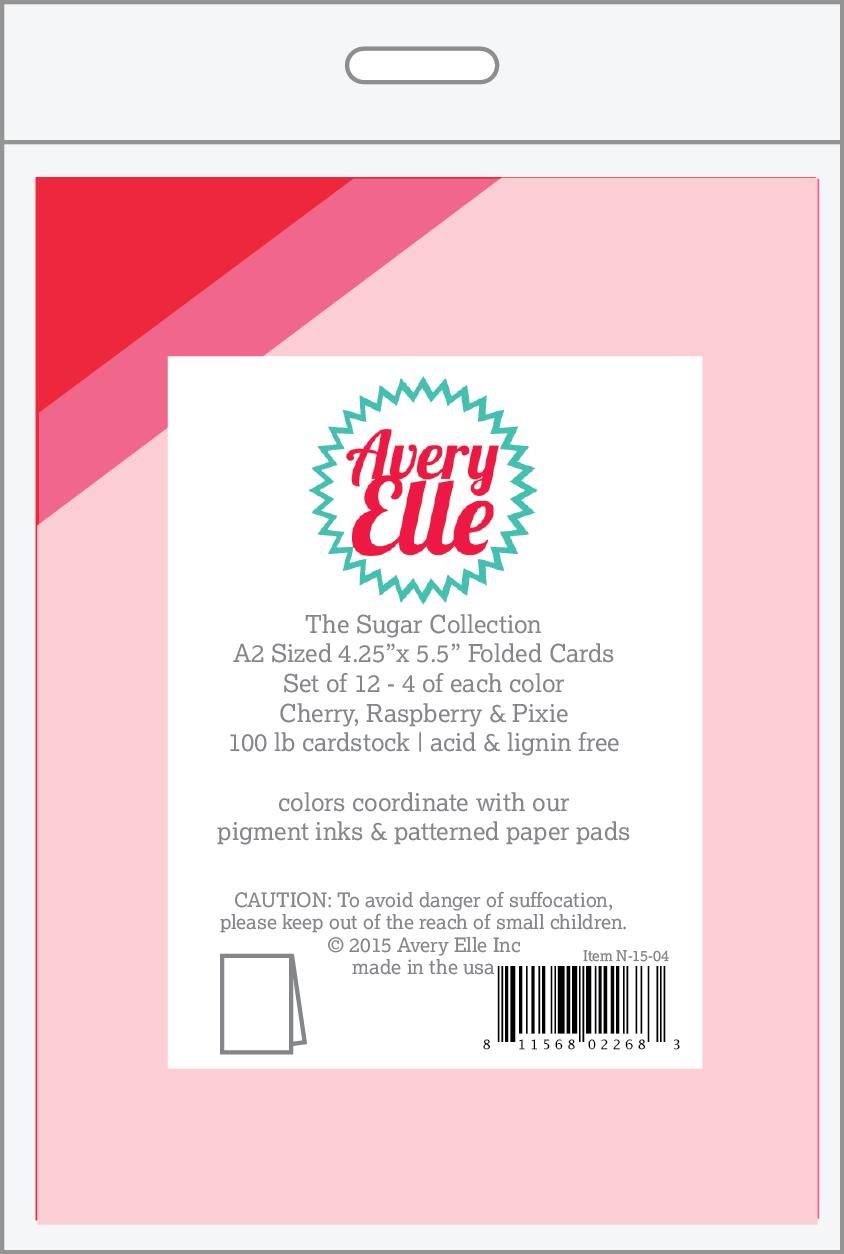 Avery Elle 2015 Winter Release Week – Avery Invitation Card Stock